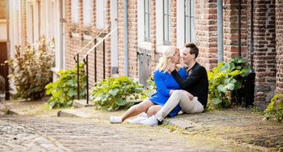 Auke en Rosanne Loveshoot in Deventer