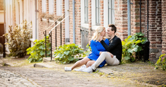 Auke en Rosanne Loveshoot in Deventer